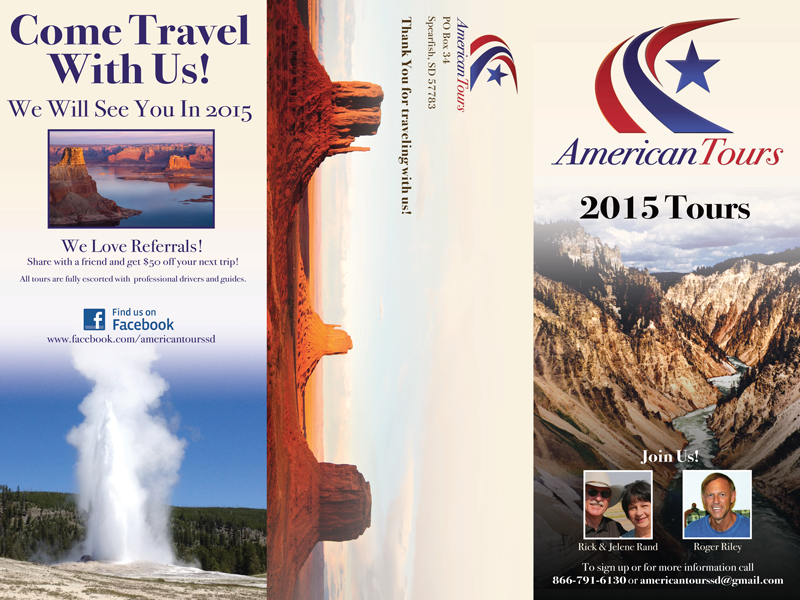 American Tours Brochure