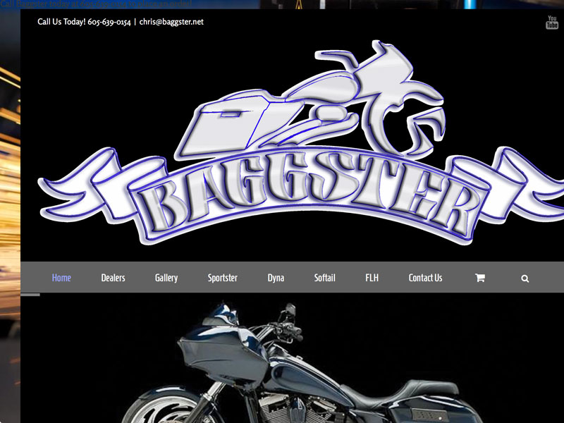 Baggster Website