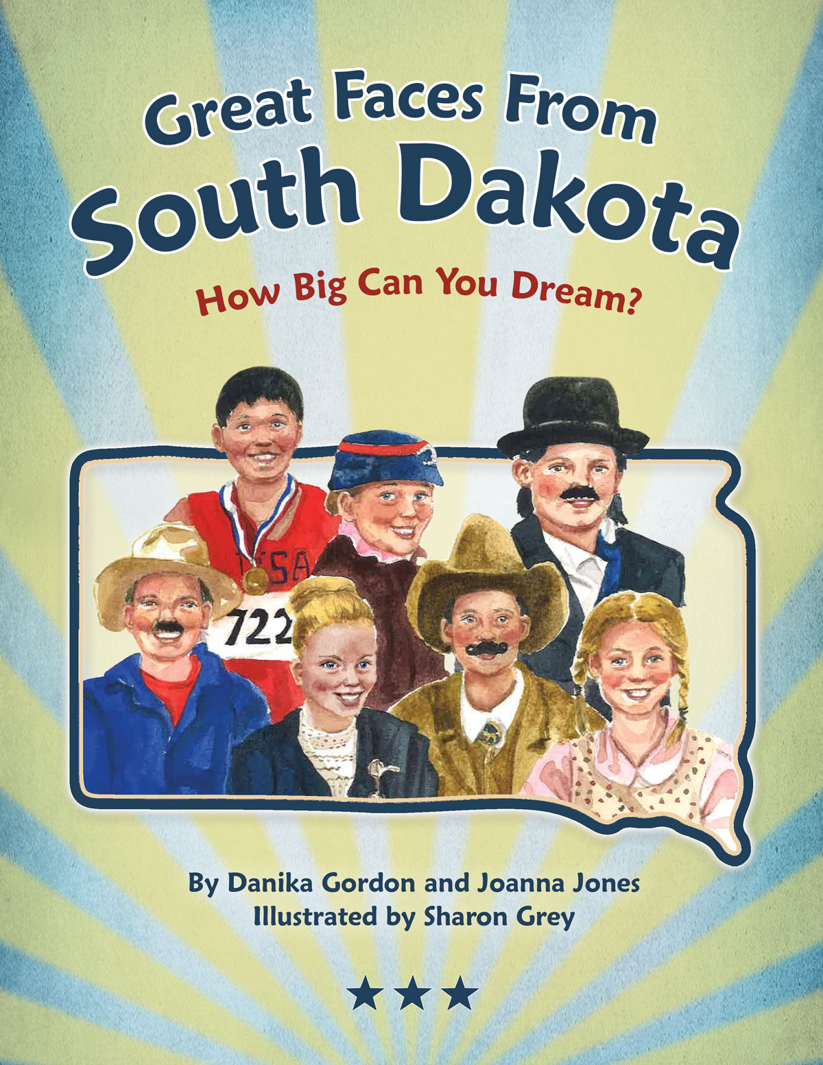 Great Faces from South Dakota