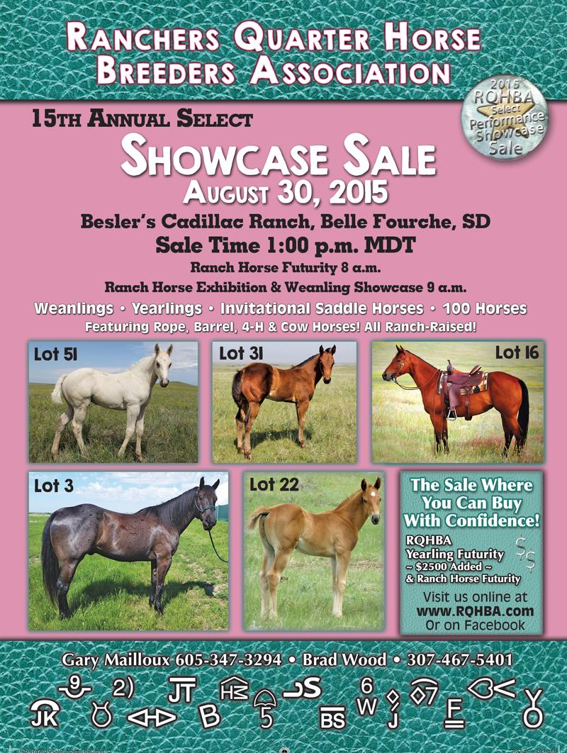 Ranchers Quarter Horse Breeders Association