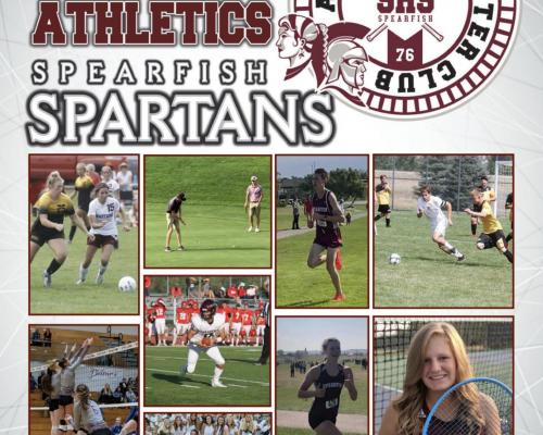 2020 Spearfish Spartan Fall Sports Program