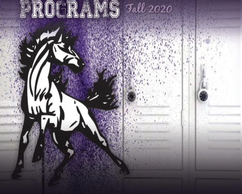 2020 Fall Belle Fourche Broncs Activities Programs