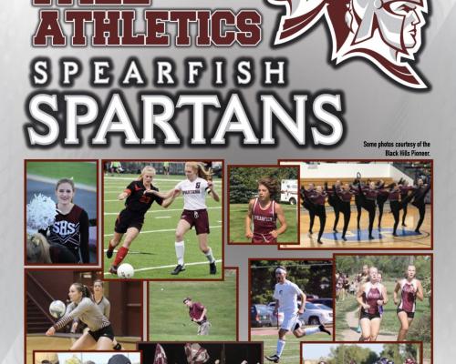 2019 Spearfish Spartan Fall Sports Programs