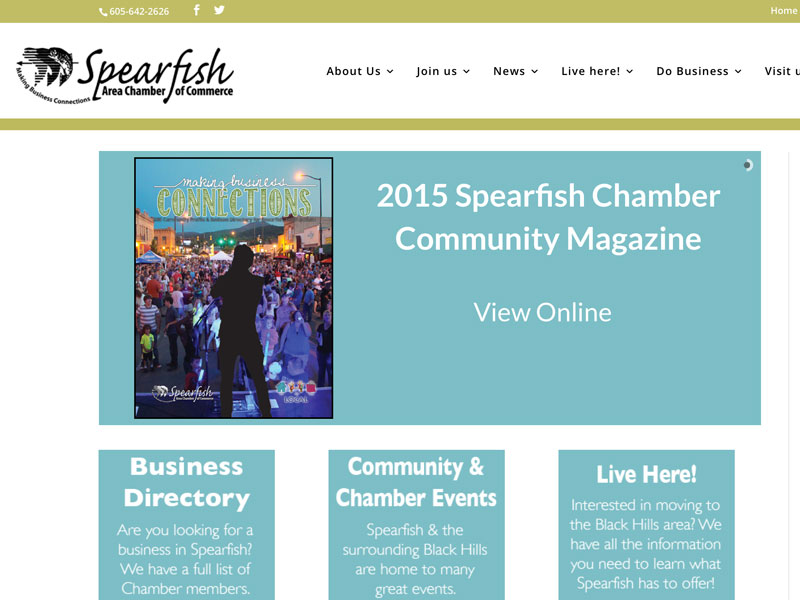 Spearfish Chamber of Commerce